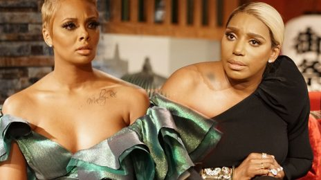 "Eva Marcille Claps Back At Nene Leakes: ""She's Wide-Backed, Bothered, & Has No Edges"""