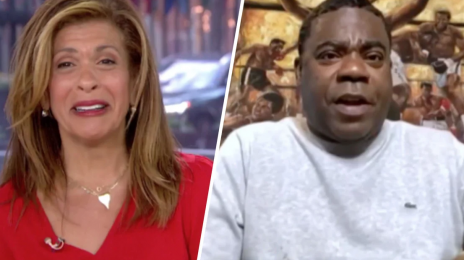 Tracy Morgan Slammed For Making 'Coronavirus Sex' Jokes on Morning TV [Video]