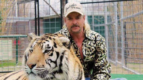 "'Tiger King' Joe Exotic Says He Was ""Too Gay"" To Be Pardoned By Trump"