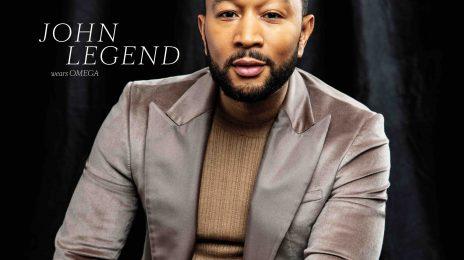 "John Legend Covers Rollercoaster / Talks ""Sexy & Soulful"" New Album"