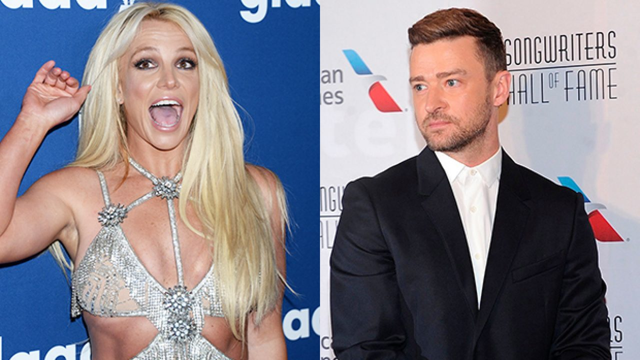 Britney Spears Praises Justin Timberlake On Instagram The Man Is A Genius That Grape Juice