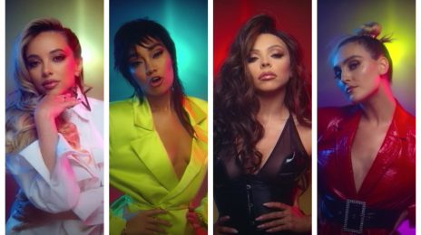 Little Mix Unleash 'Break Up Song' Vertical Video