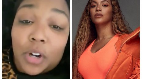 Lizzo Cries In Response To Beyonce's Happy Birthday Message [Video]