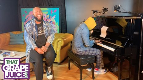 Watch: Louis York Performs 'Velvet' & 'How Will I Feel' On That Grape Juice