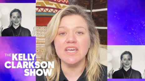 Watch:  Kelly Clarkson Delivers Rocking Cover of Madonna's 'Like a Prayer'