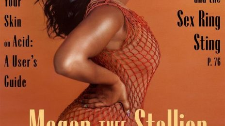 Hot Shots:  Megan Thee Stallion Scorches Cover of 'Marie Claire' [Photos]