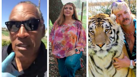 "OJ Simpson Talks 'Tiger King': There's ""No Doubt"" Carole Baskin's Husband Was Fed To Tigers"