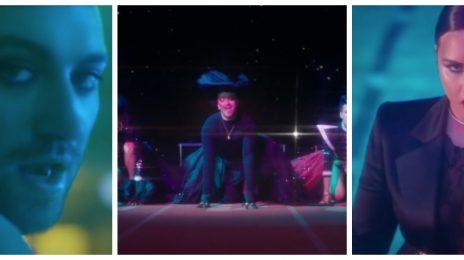New Video: Sam Smith & Demi Lovato - 'I'm Ready'