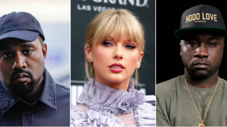 Kanye West's 'Famous' Producer:  Taylor Swift Is 'Too Sensitive' About Song's Lyrics