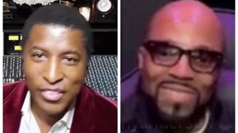 #VERZUZ: Babyface & Teddy Riley Battle Breaks The Internet With Record Viewership