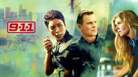 '9-1-1' Renewed By FOX For Season 4
