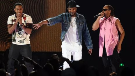 Usher, Ludacris, & Lil Jon Reunite To Release New Song 'Sex Beat' Tomorrow