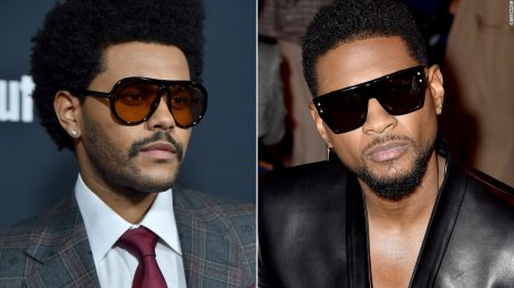 The Weeknd Says His Comments About Usher Were Taken Out of Context