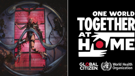 #TogetheratHome:  Lady Gaga-Curated Virtual Concert To Feature Billie Eilish, Lizzo, & More
