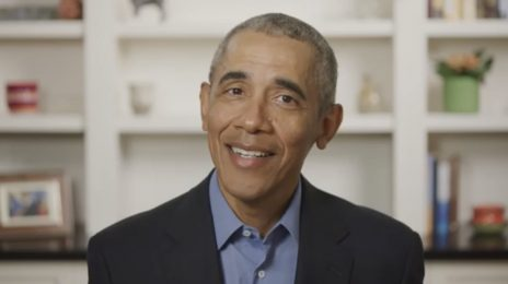 Watch: President Obama Inspires The Class of 2020