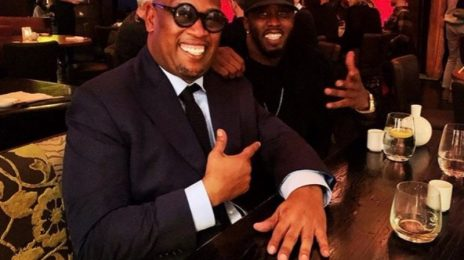 "Diddy Mourns Andre Harrell: ""I Can't Even Imagine Life Without Him"""