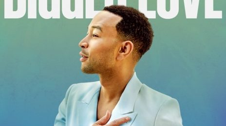 John Legend Announces 'Bigger Love' Album Release Date; Premieres Video For Title Track