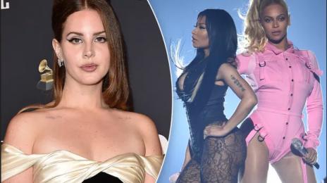 Lana Del Rey Claps Back at Beyoncé & Nicki MInaj Fans:  'Don't Ever Call Me Racist'