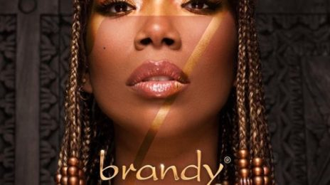 Brandy's #B7 Blasts to #1 on iTunes