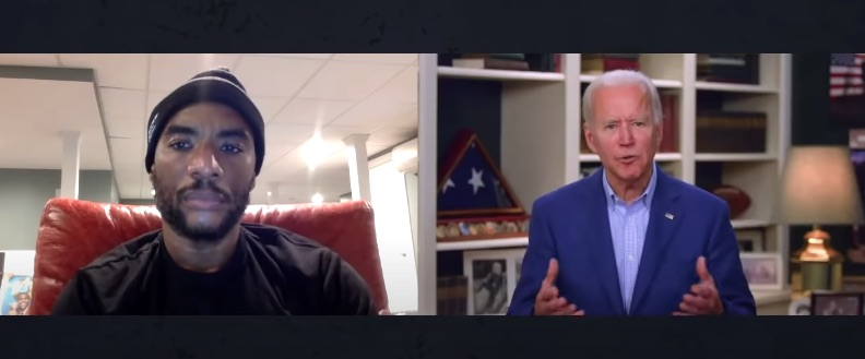 Watch: Charlamagne Interviews Joe Biden / Quizzes On Campaign For US Presidency, Black Running Mate, Trump, & More