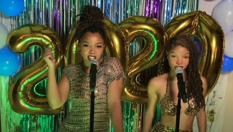 Chloe x Halle Perform 'Do It' On MTV Prom-Athon [Video]