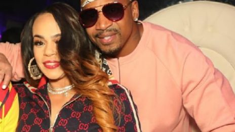 Faith Evans Arrested For Alleged Domestic Violence Against Stevie J