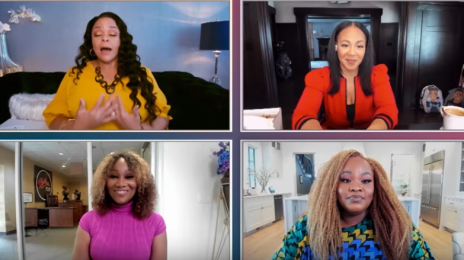 Preview:  OWN's New Star-Studded Virtual Series 'Girlfriends Check In' [Video]