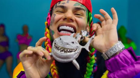Tekashi 6ix9ine Announces New Single 'Trollz'