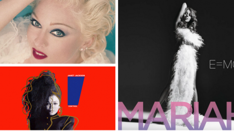 Madonna, Janet Jackson, & Mariah Carey Albums Won't Re-Enter Billboard Despite iTunes Sales Gains