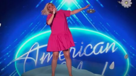 Katy Perry Performs 'Daisies' On American Idol Finale Using Groundbreaking CGI