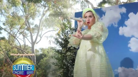 Katy Perry Performs 'Daises' & More On 'Good Morning America' [Videos]