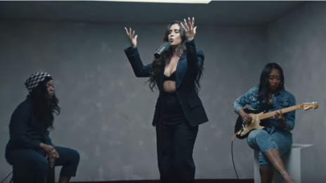 Watch:  Lauren Jauregui Performs '50ft' Live at VEVO