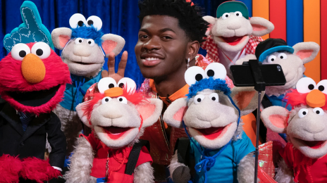 Watch: Lil Nas X Performs on 'Sesame Street's Late-Night HBO Max Talk Show