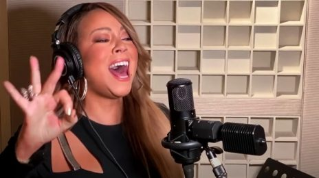 Mariah Carey Wows With 'Through The Rain / Make It Happen' Medley Live At Rise Up New York