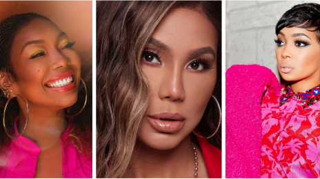 Tamar Braxton Encourages Brandy & Monica #VERZUZ / Responds to Request to Battle K. Michelle [Video]
