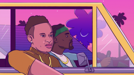 New Video:  Rotimi - 'In My Bed' (featuring Wale)