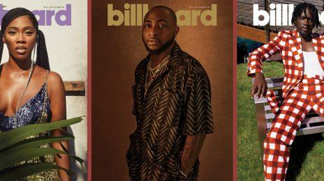 Tiwa Savage, Davido, & Mr Eazi Blaze Billboard / Talk Afrobeats Global Takeover