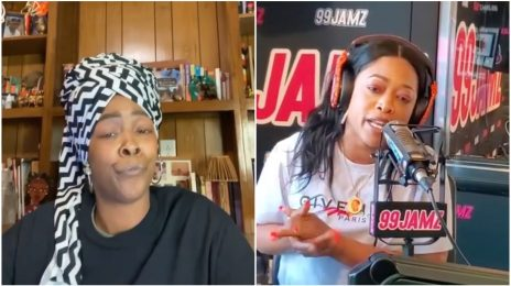 Watch:  Khia Blasts Trina in SHOCKING Rant For Denying Her 'VERZUZ' Battle Invite
