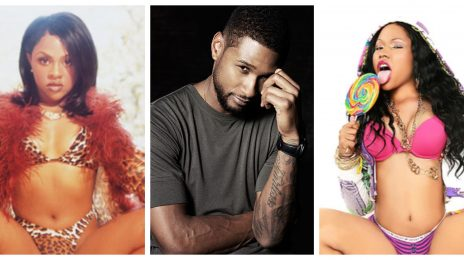 "Usher: ""Nicki Minaj Is A Product Of Lil Kim"""