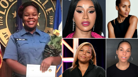 Celebrities React to Grand Jury's Decision in Breonna Taylor Case [Cardi B, Oprah, Alicia Keys, & More]