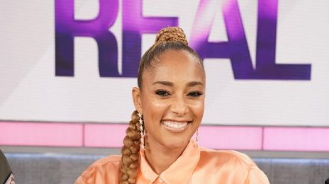 Amanda Seales Departs 'The Real' After Just Six Months