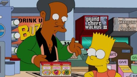The Simpsons Will No Longer Have White Actors Playing Non-White Characters