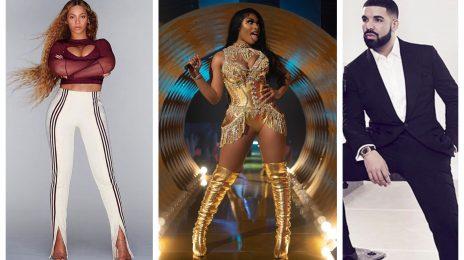 BET Awards 2020 Nominations Announced: Drake, Megan Thee Stallion Lead / Beyonce, Cardi B, & Nicki Minaj Also Named
