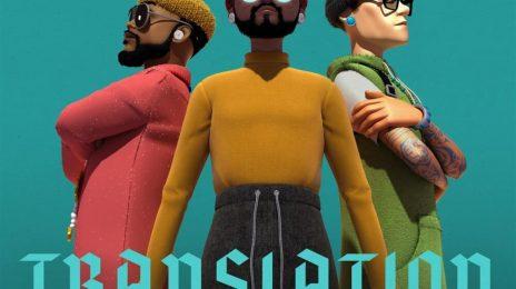 Stream:  Black Eyed Peas New Album 'Translation'