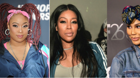 Da Brat: Jermaine Dupri's Mom DID NOT Beat Up Tamar Braxton For Sleeping With His Dad!