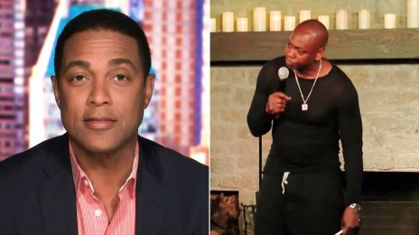 Don Lemon Responds to Dave Chappelle's Criticism Of His George Floyd Media Coverage [Watch]