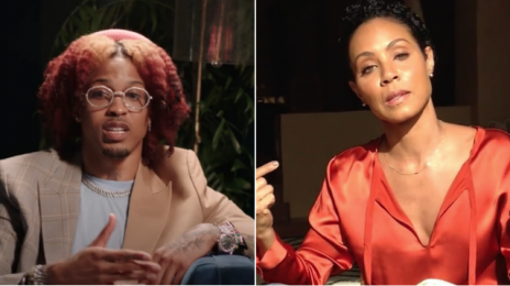 "August Alsina Stands By Jada Pinkett Smith Romance Claims: ""I Can't Apologize For That"""