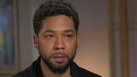 Jussie Smollett Points to Global Protests As Proof of Police Misconduct in His Own Legal Battle