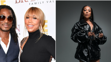 Tamar Braxton's Boyfriend Responds To K. Michelle-Ignited Rumors of Braxton Having An Affair [Watch]