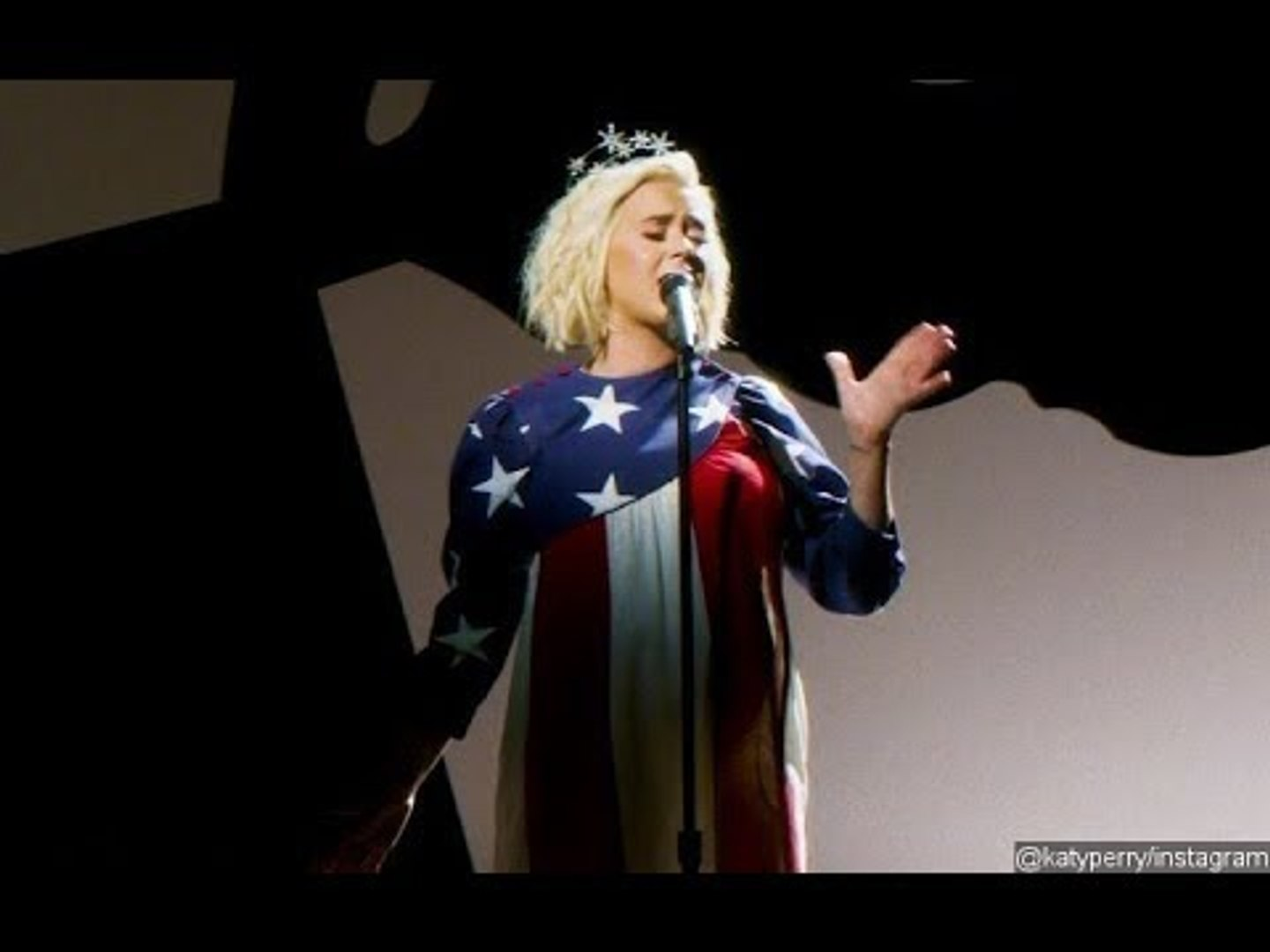 Performances: 'Rock the Vote' Virtual Concert [Katy Perry, Black Eyed Peas] #ICYMI